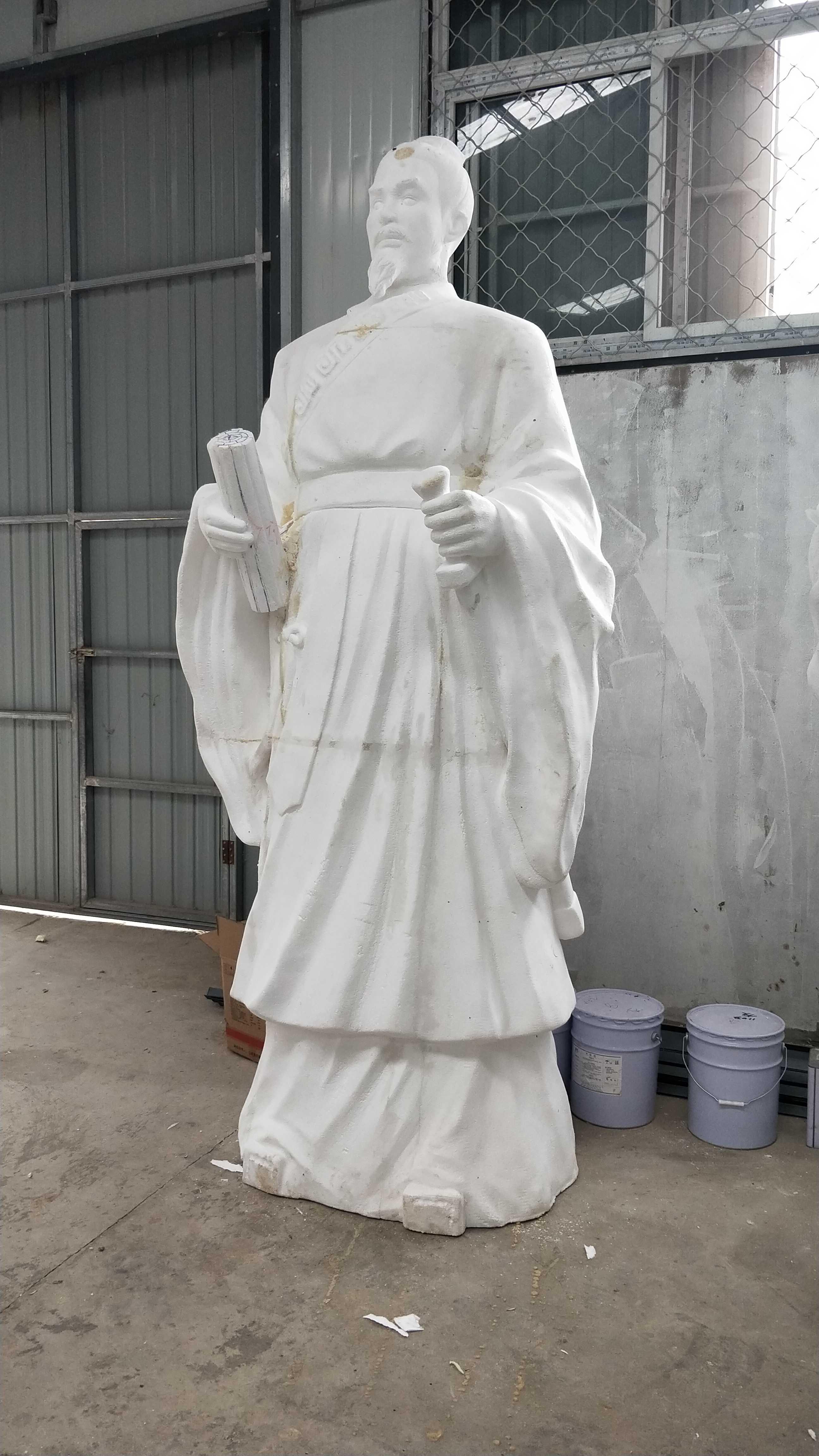 泡沫人物雕塑